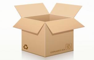 快递邮政专用纸箱